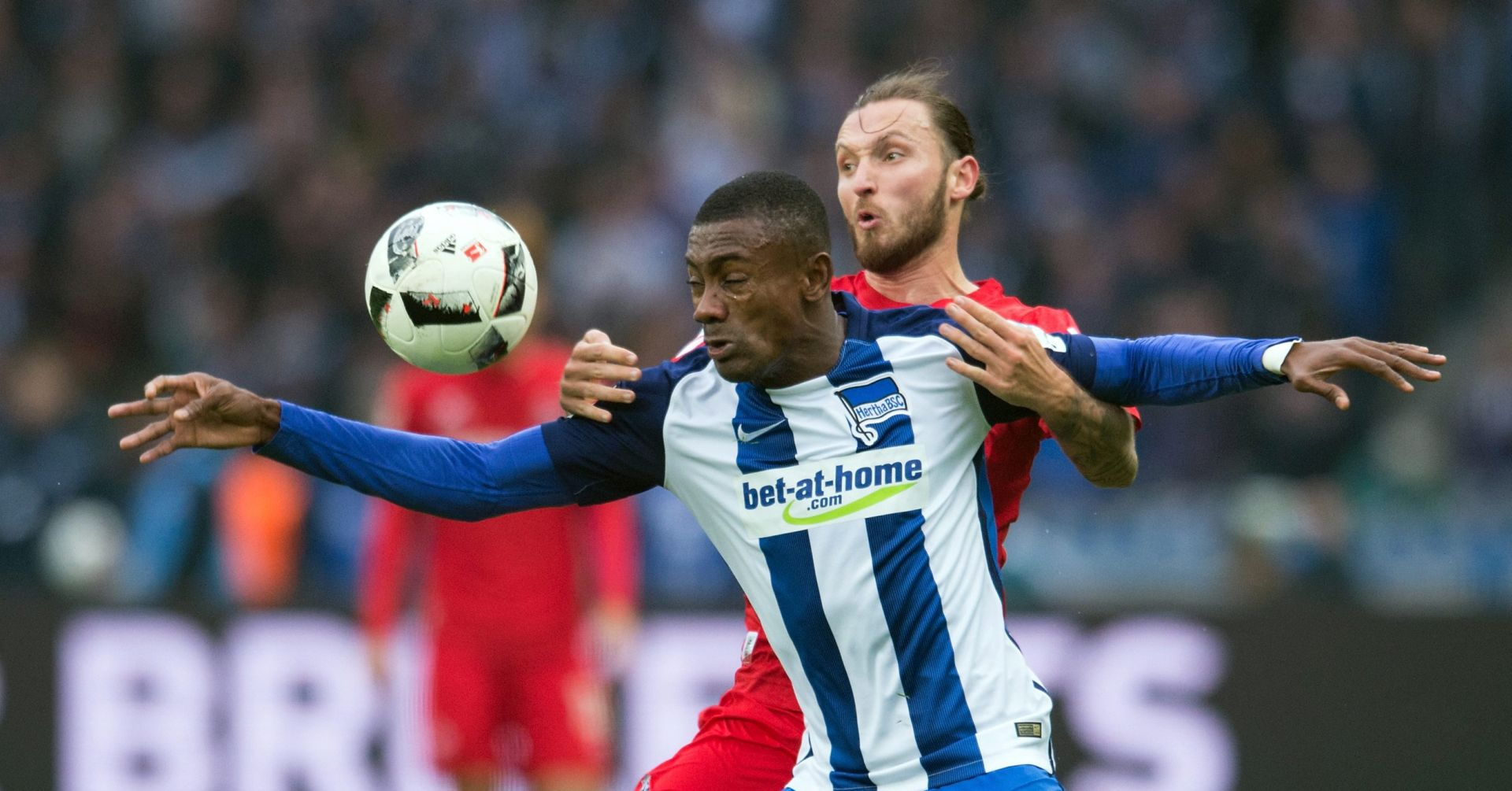 BUNDESLIGA Težak poraz Borussije Mönchengladbach kod Herthe, hat-trick Kaloua
