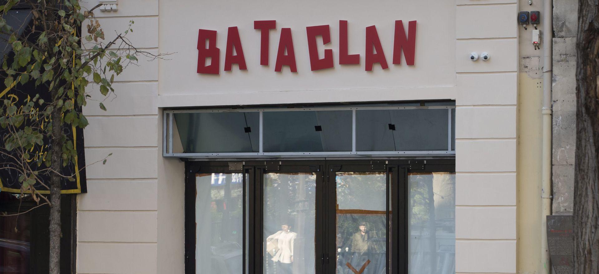 PRVA OBLJETNICA MASAKRA Sting koncertom ponovno otvara Bataclan