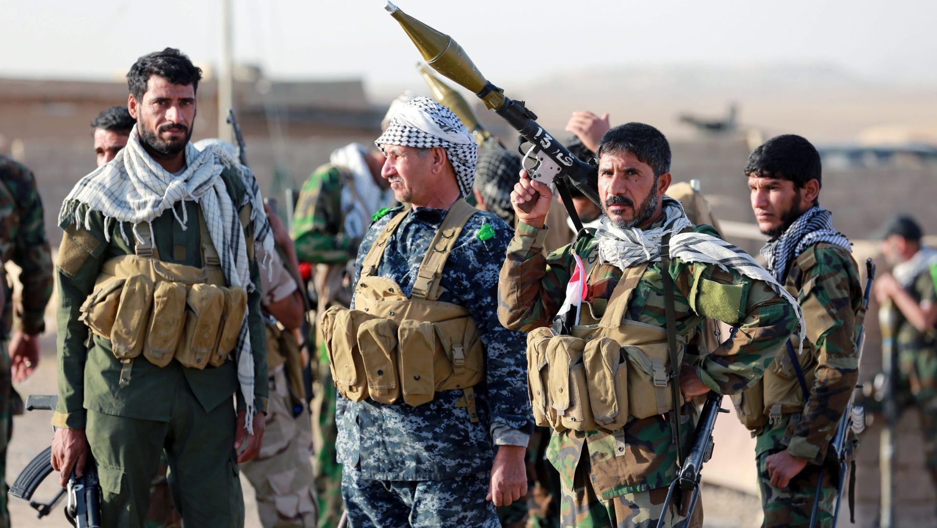 IRAČKA VOJSKA UŠLA U MOSUL Dočekao ih snažan otpor militanata Islamske države