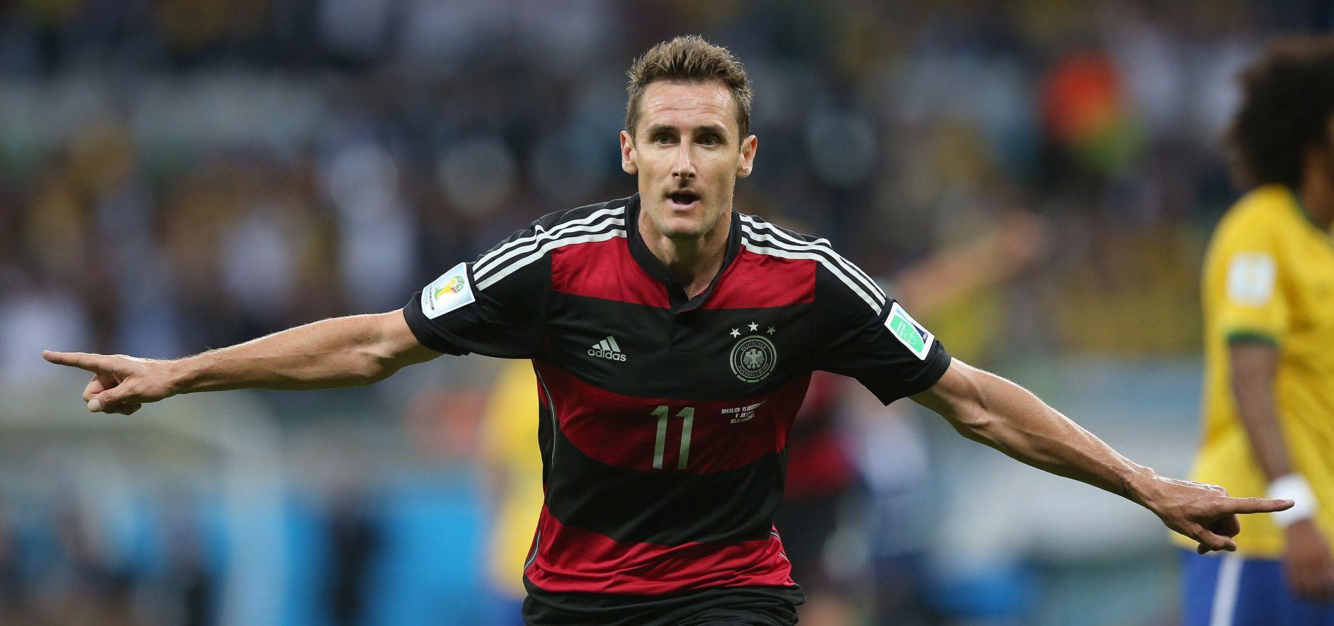 ŽELI BITI TRENER Klose objavio kraj karijere, priključuje se Löwovom timu