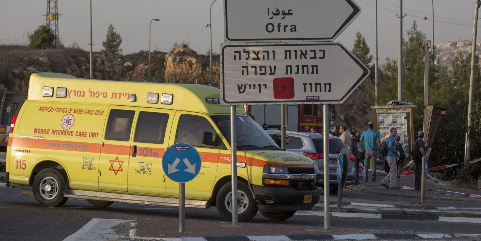 Izrael osudio trojicu malodobnih Palestinaca na više od deset godina zatvora