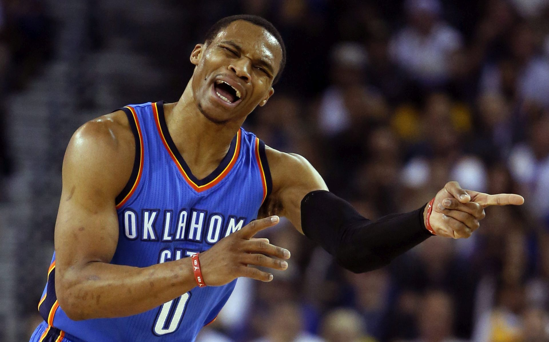 NBA Još jedan triple-double Westbrooka, deseta pobjeda Golden Statea