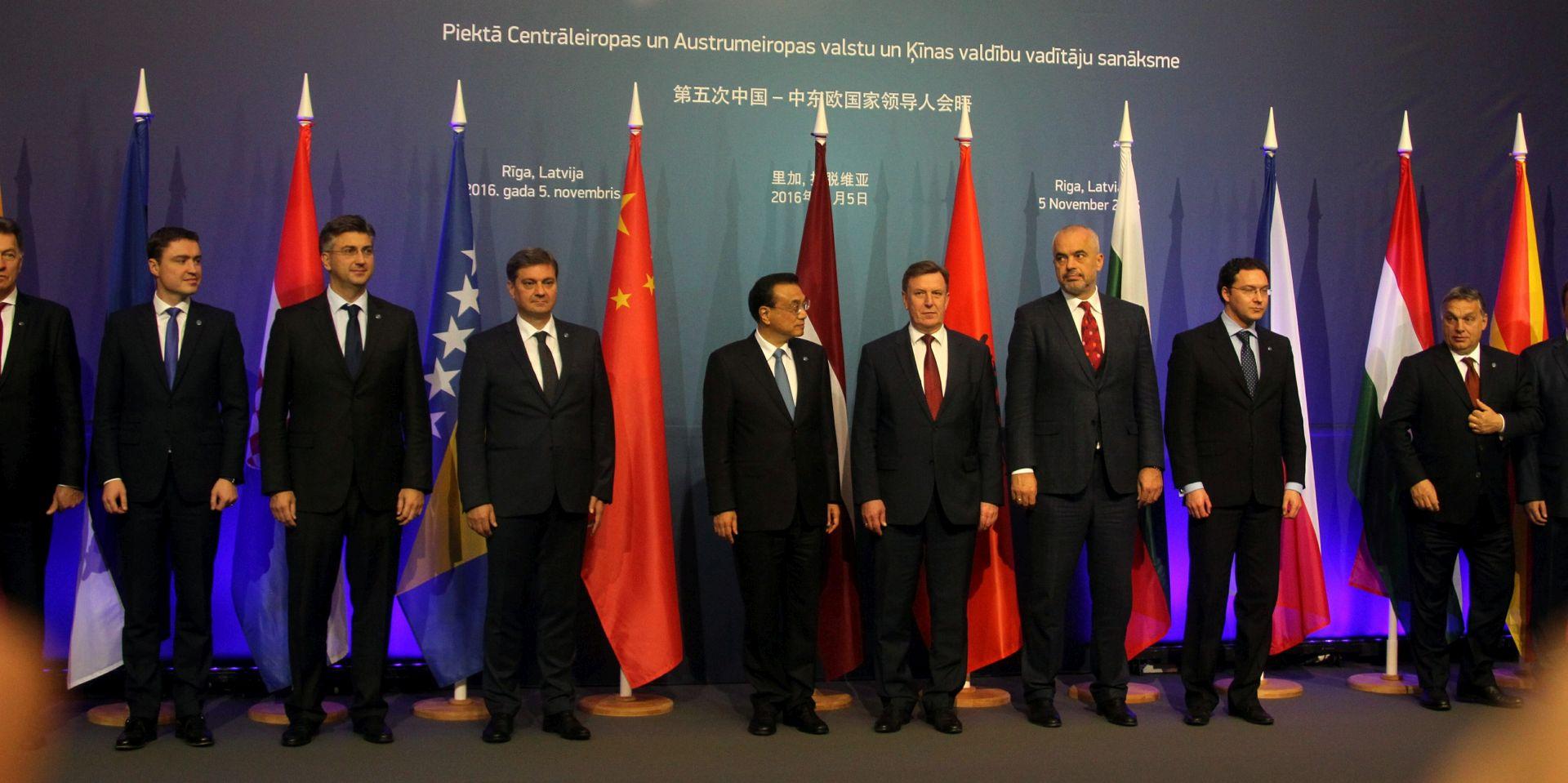 Kina pokreće fond vrijedan 10 milijarda eura za istočnu i središnju Europu