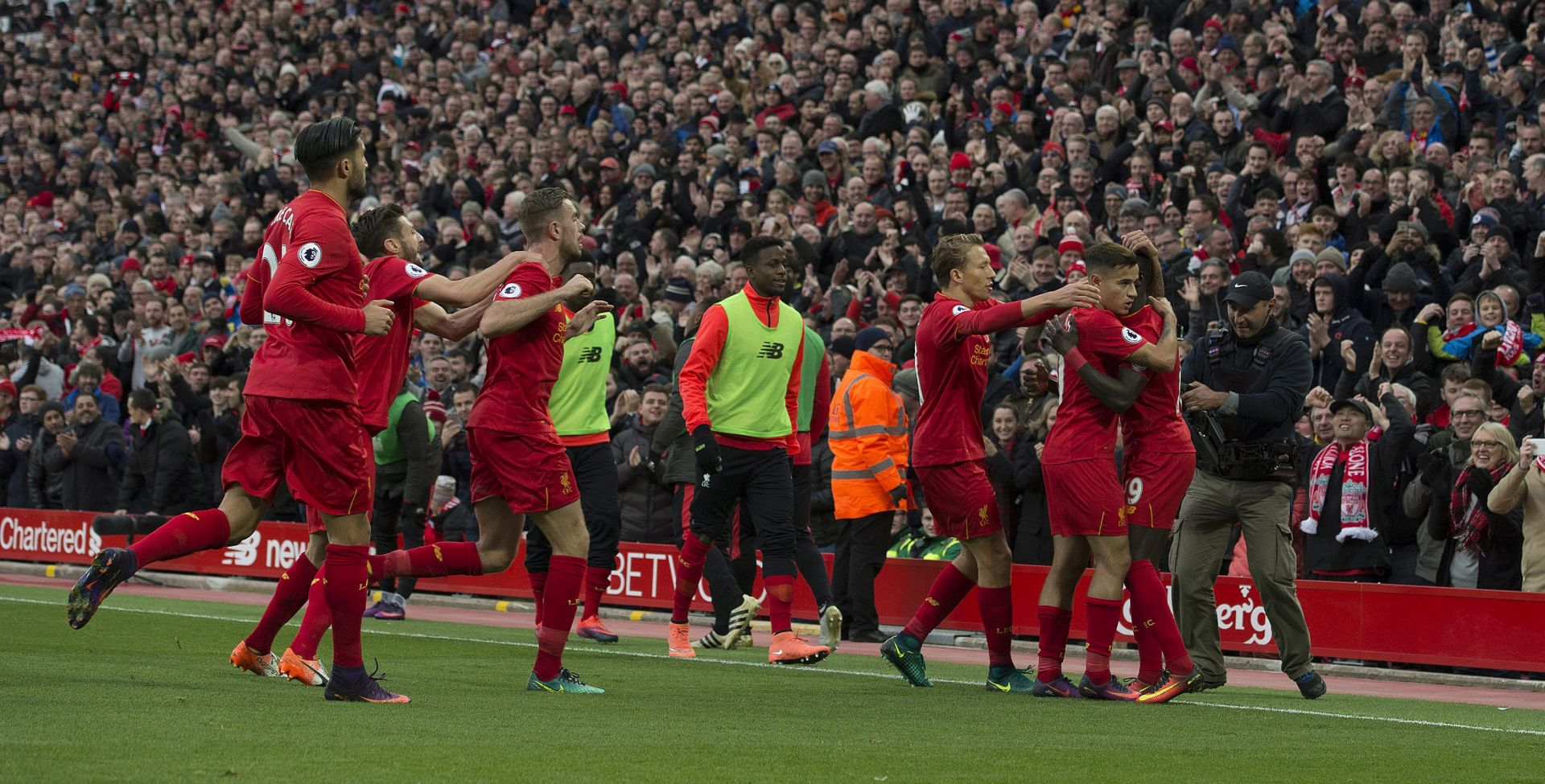 PREMIERLIGA Šestica Liverpoola za preuzimanje vrha tablice