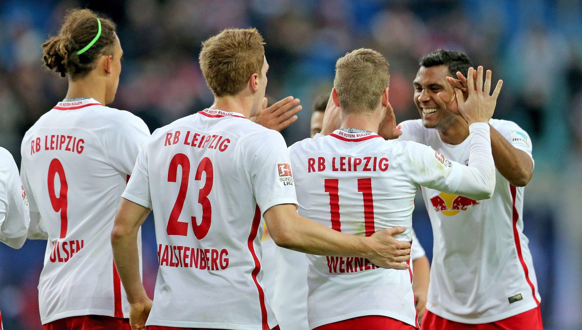 BUNDESLIGA Leipzig se bodovno poravnao s Bayernom