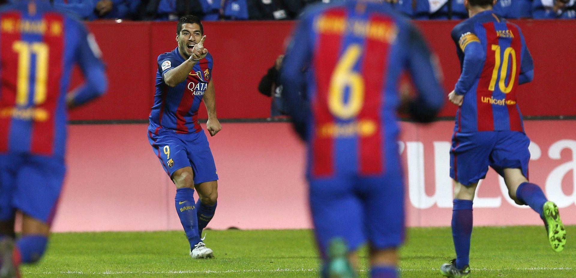 PRIMERA Barcelona preokretom do bodova na Sanchez Pizjuanu