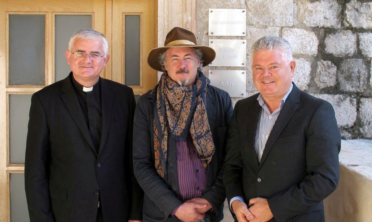 """Snimanje filma """"Robin Hood: Origins"""" u Dubrovniku u veljači 2017."""