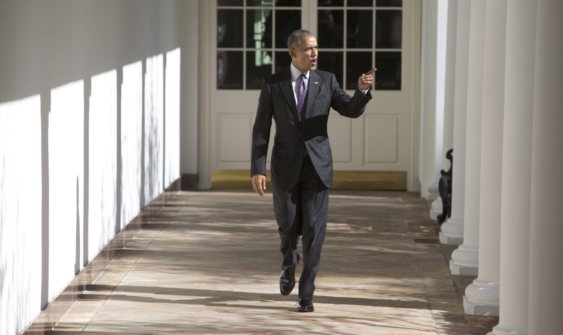 """BARACK OBAMA """"Moj tim ostavio je bolju Ameriku nego što ju je zatekao prije osam godina"""""""