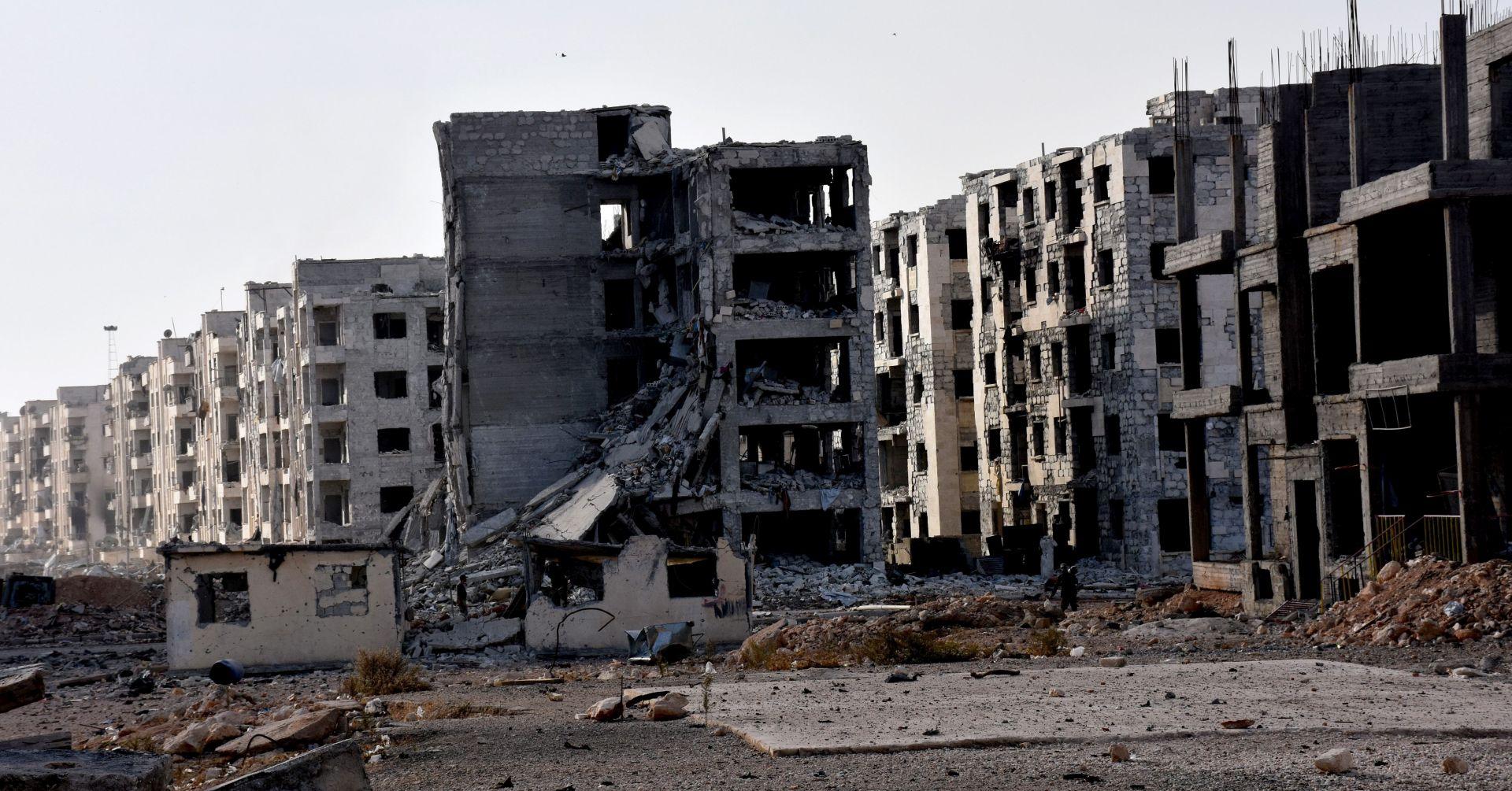 ALEPPO Bombardirana dječja bolnica, evakuirano osoblje i pacijenti