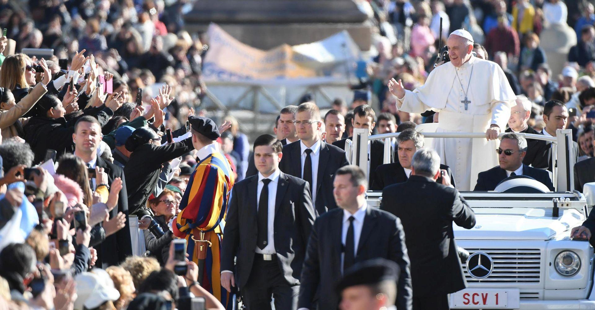 VATIKAN Više od 20 milijuna hodočasnika u Rimu tijekom Jubileja milosrđa