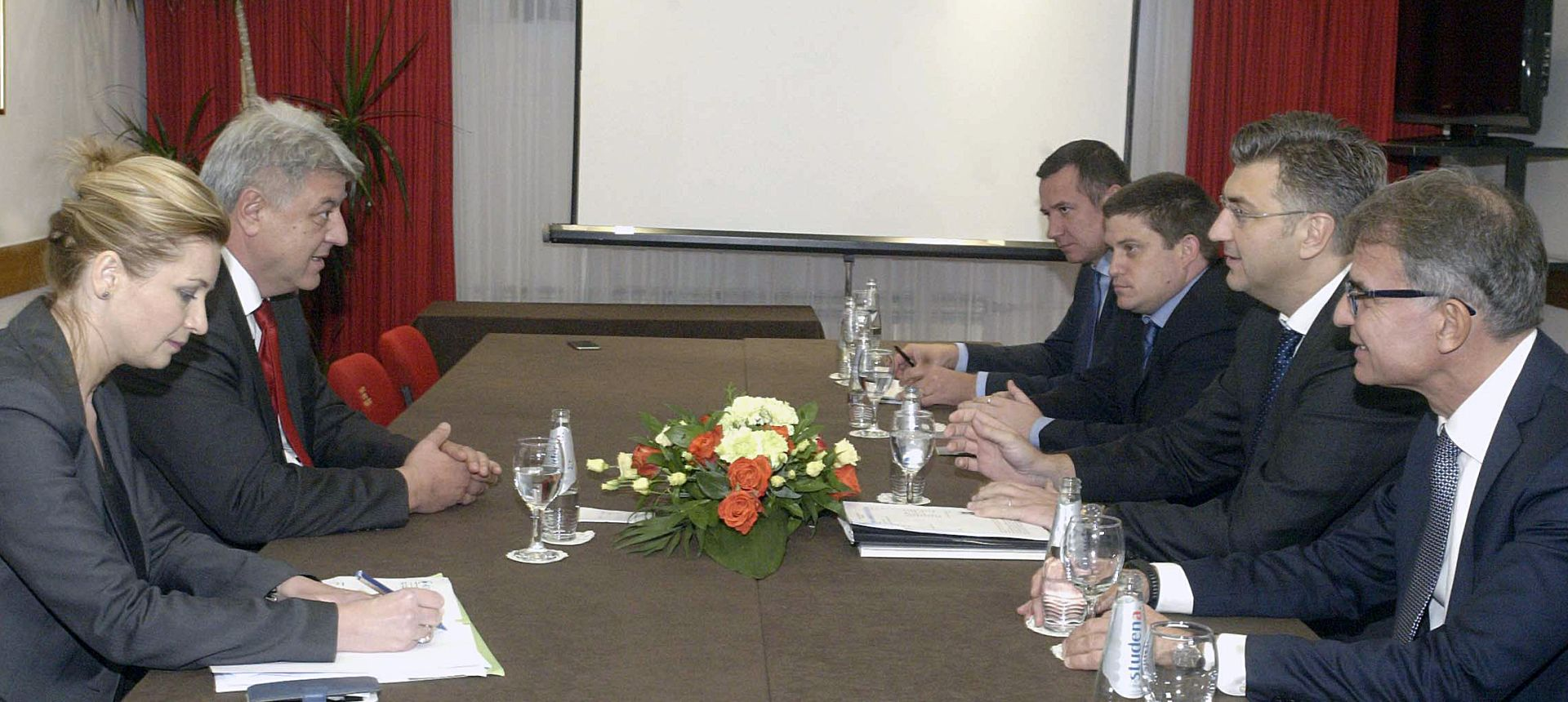 Komadina o prvom sastanku s Plenkovićem: Suglasje o svim nacionalnim temama