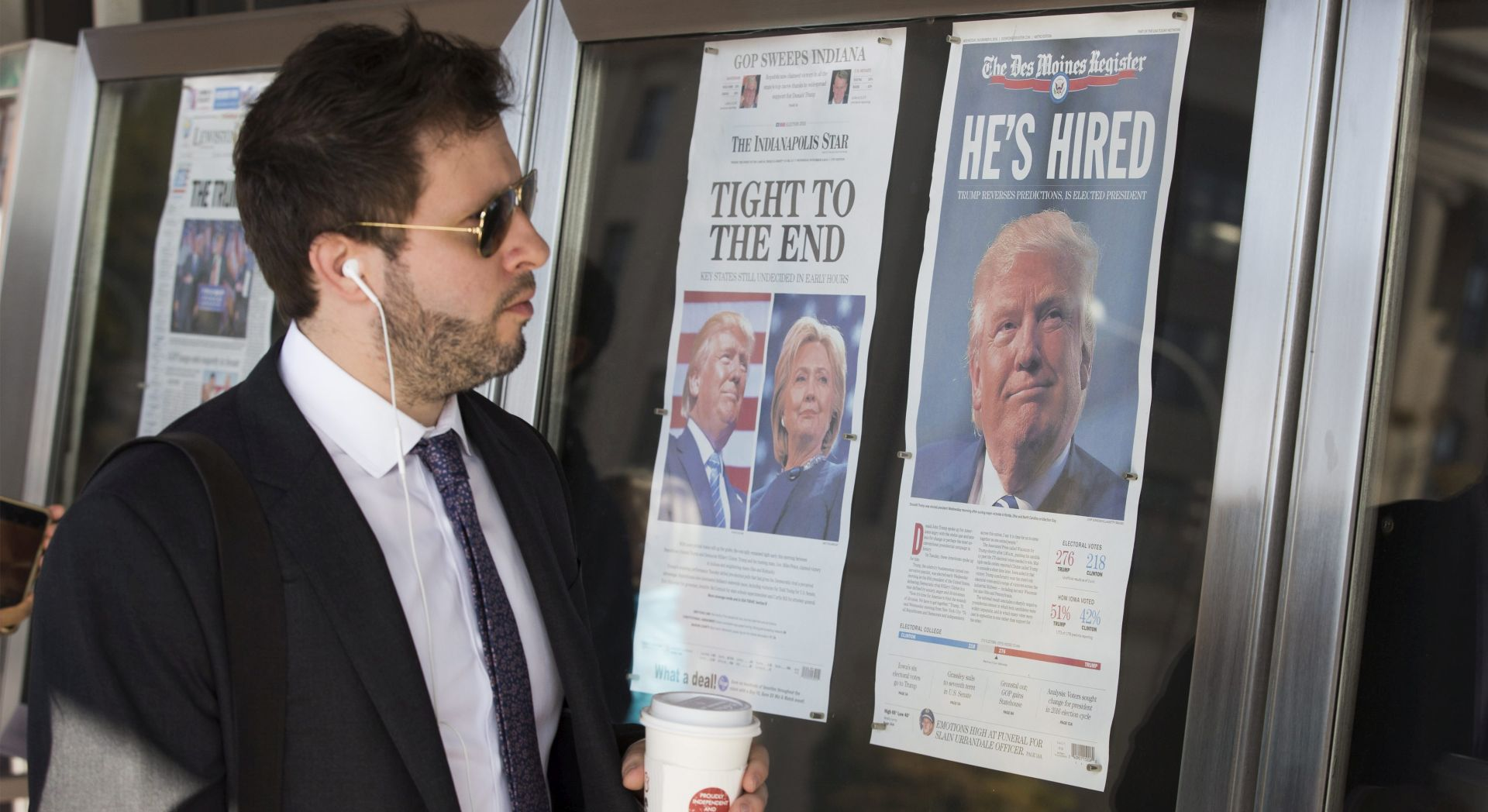 """Većina Amerikanaca od vijesti žele """"samo činjenice"""", bez interpretacije"""