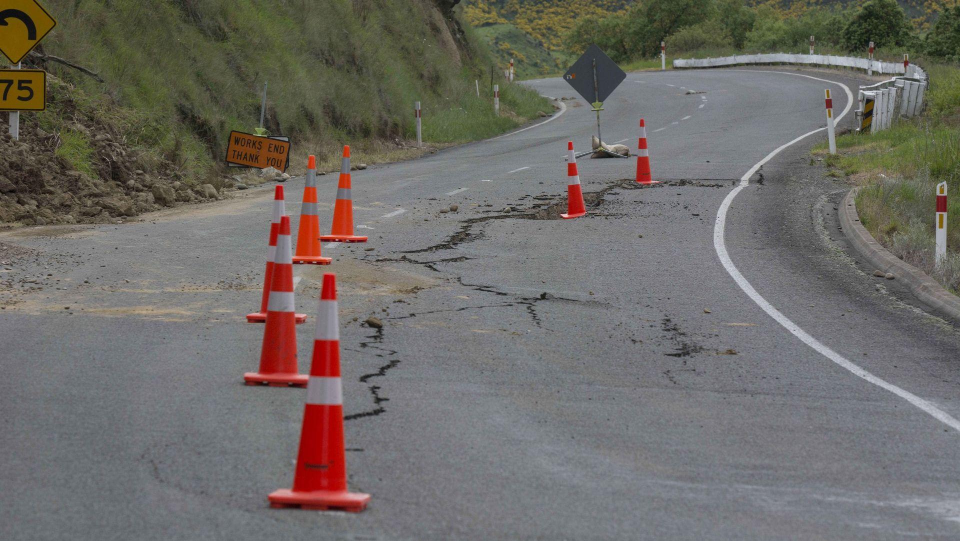 MAGNITUDA 5.6 Novi Zeland noćas se opet tresao, nema izvješća žrtvama i šteti
