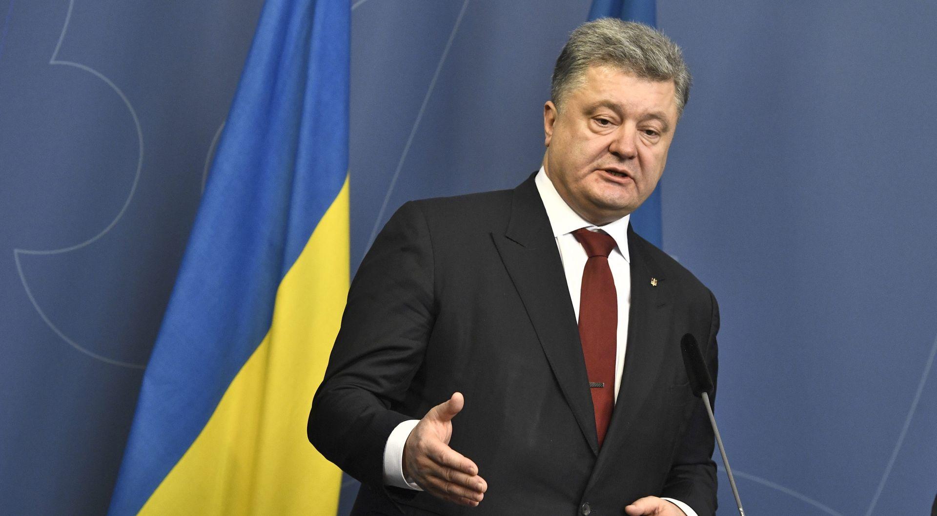KIJEV: Porošenko i Trump dogovorili sastanak