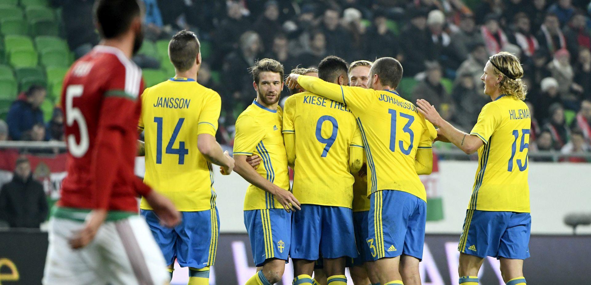 PRIJATELJSKE UTAKMICE Pobjede Islanda, Ukrajine i Švedske