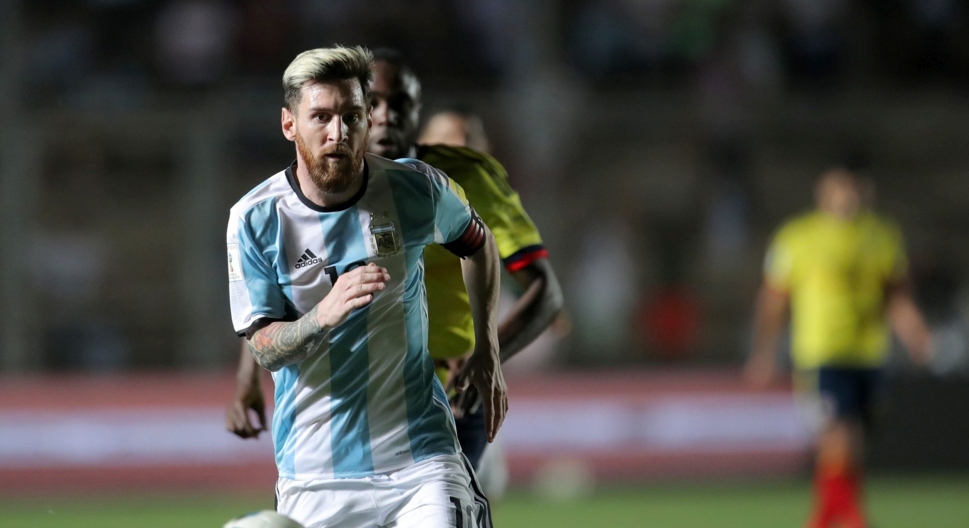 """VIDEO: Messi briljirao protiv Kolumbije pa poručio: """"Više ne razgovaramo s medijima"""""""