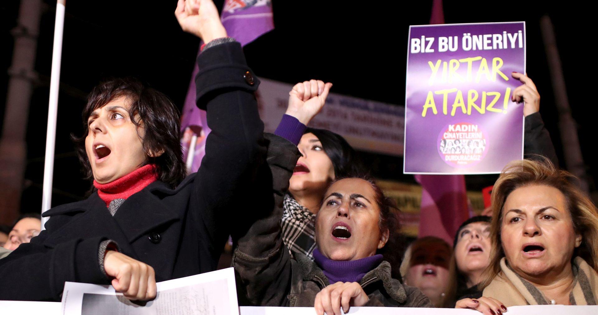 Turska zabranila prosvjed majki jer u njemu vidi potporu terorizmu