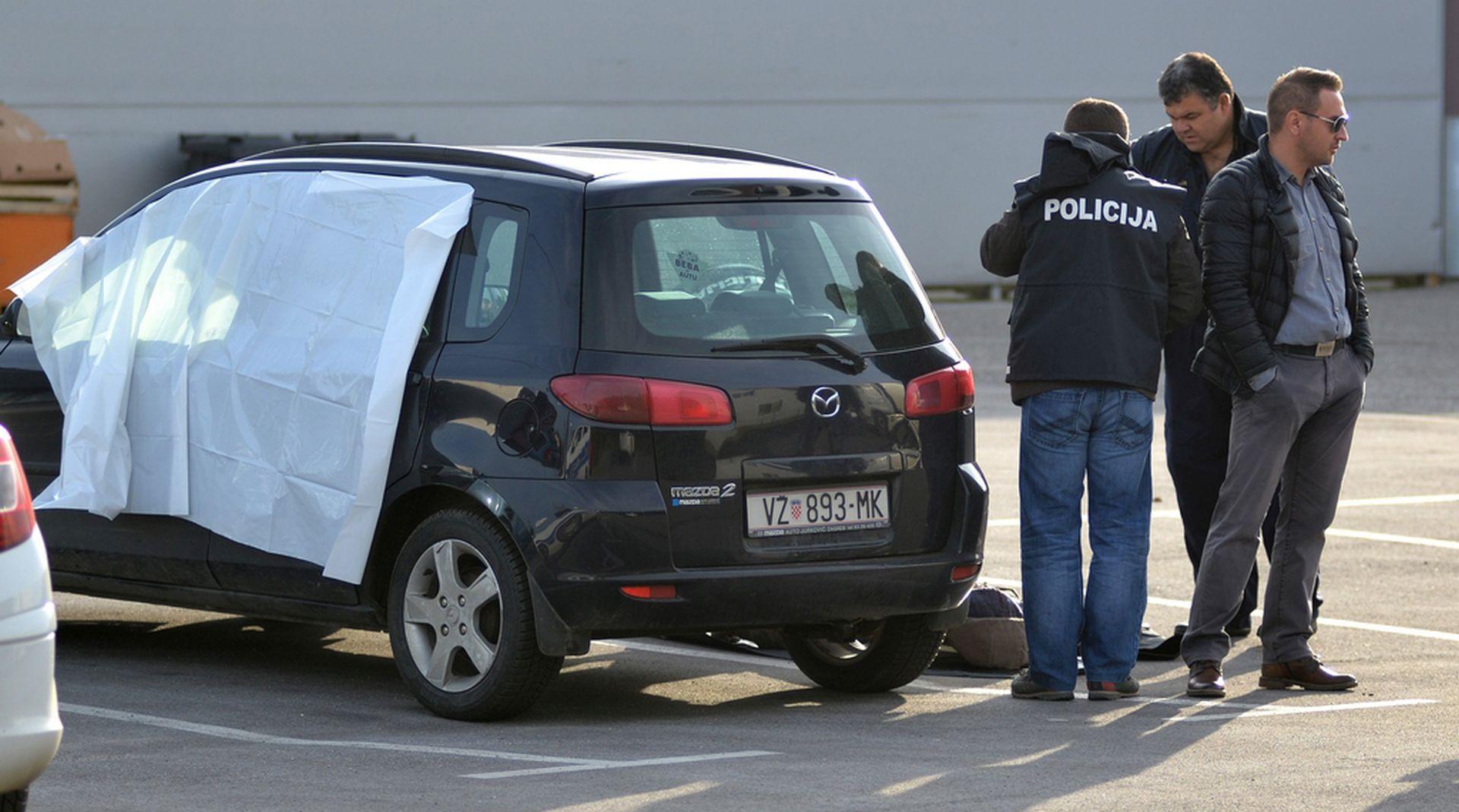 Na parkiralištu kod Varaždina pronađeno dvoje mrtvih, očevid u tijeku