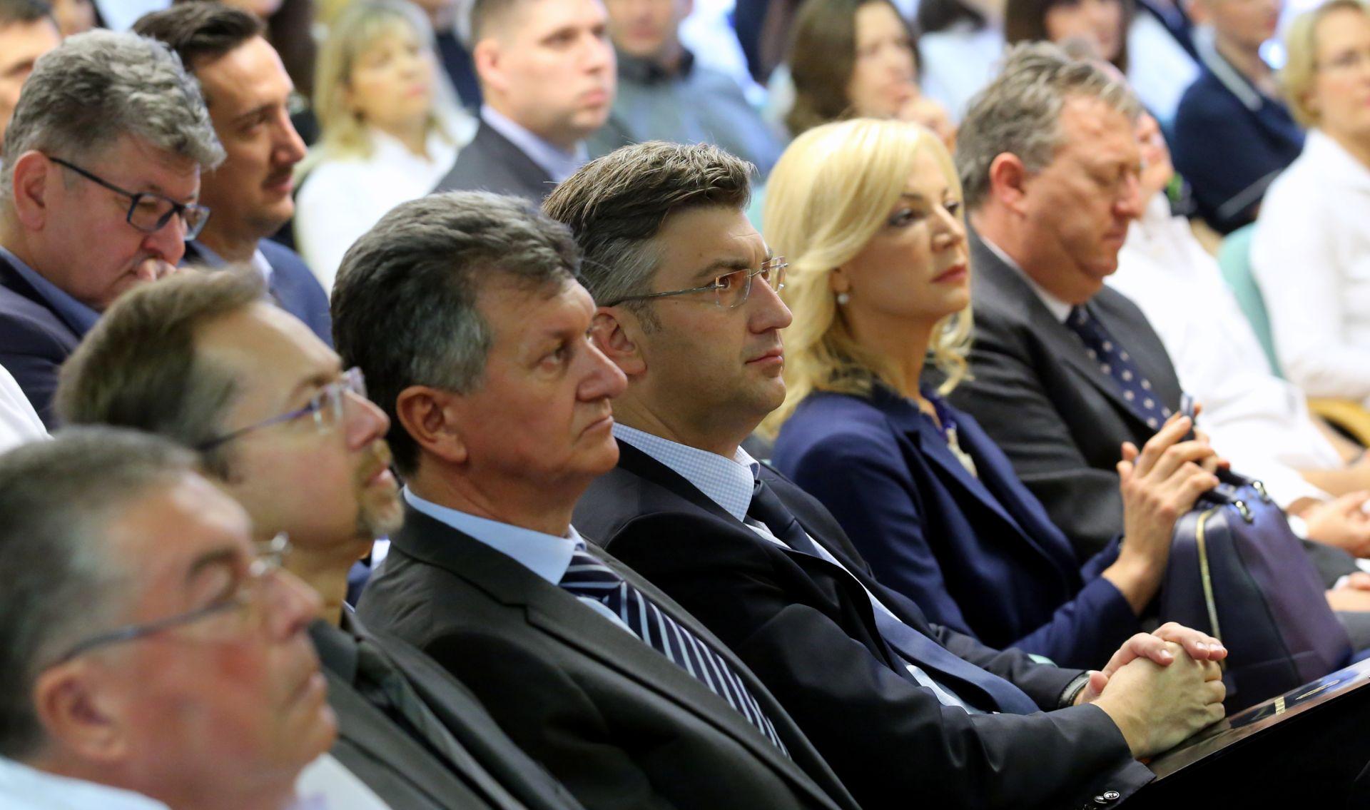 U Dječjoj bolnici Zagreb otvorene novouređena operacijska dvorana i JIL
