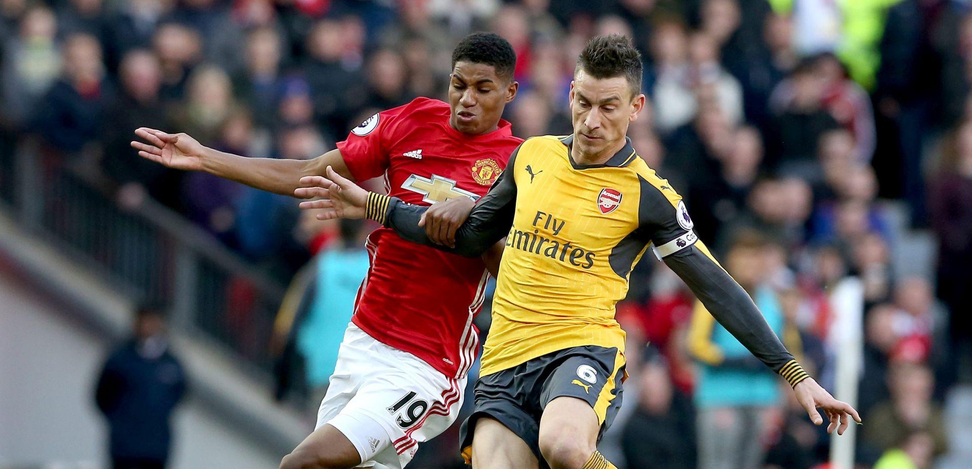 PREMIERLIGA Arsenal spasio bod kod Uniteda u 89. minuti
