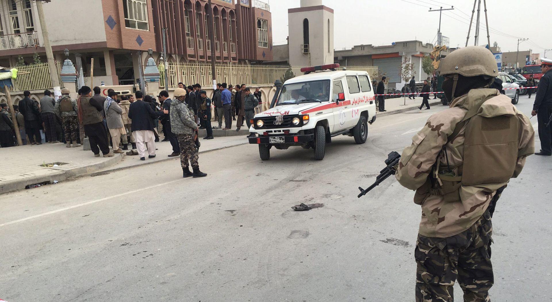 AFGANISTAN Samoubilački napad Islamske države u Kabulu, najmanje 27 mrtvih