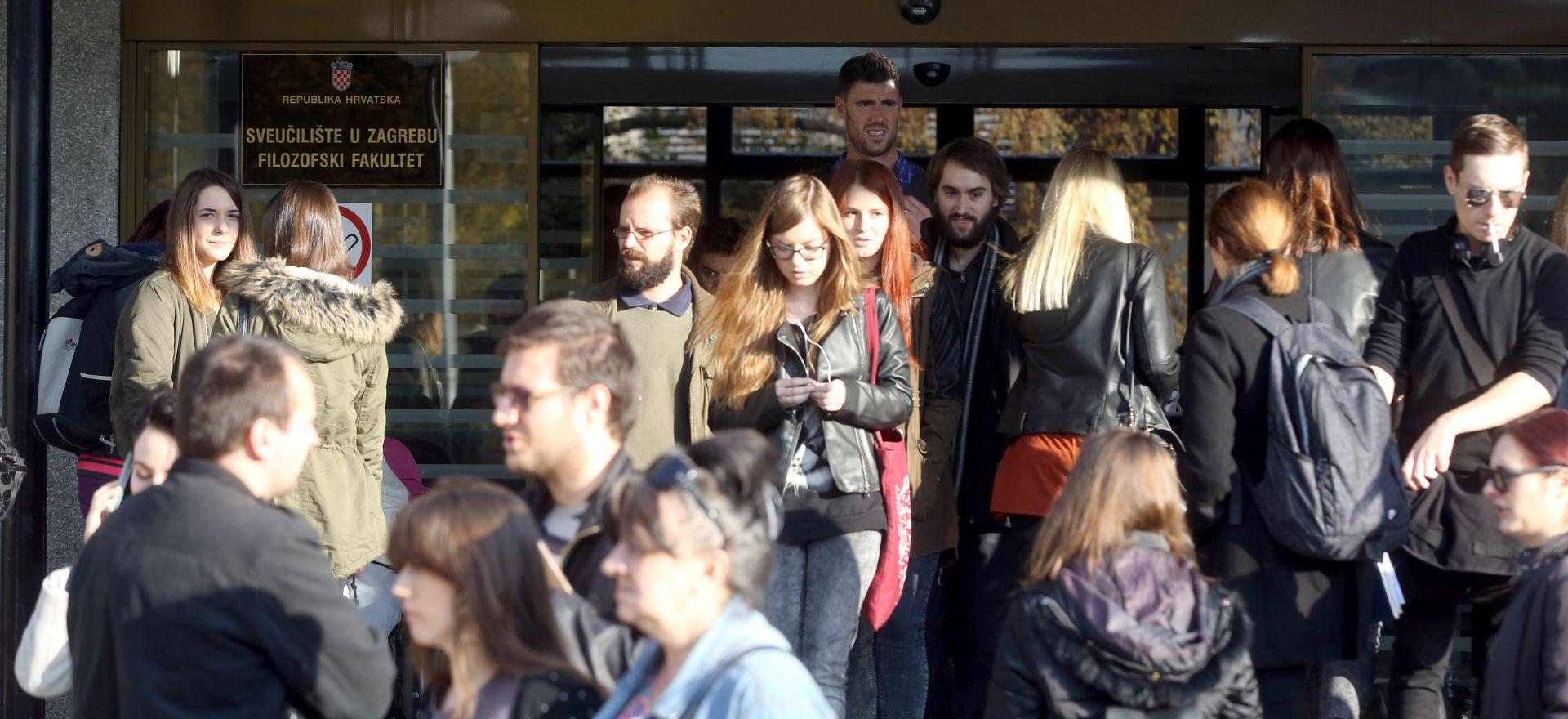 Poništeni ponovljeni izbori za Studentski zbor Filozofskog Fakulteta, novi izbori 7. i 8. prosinca