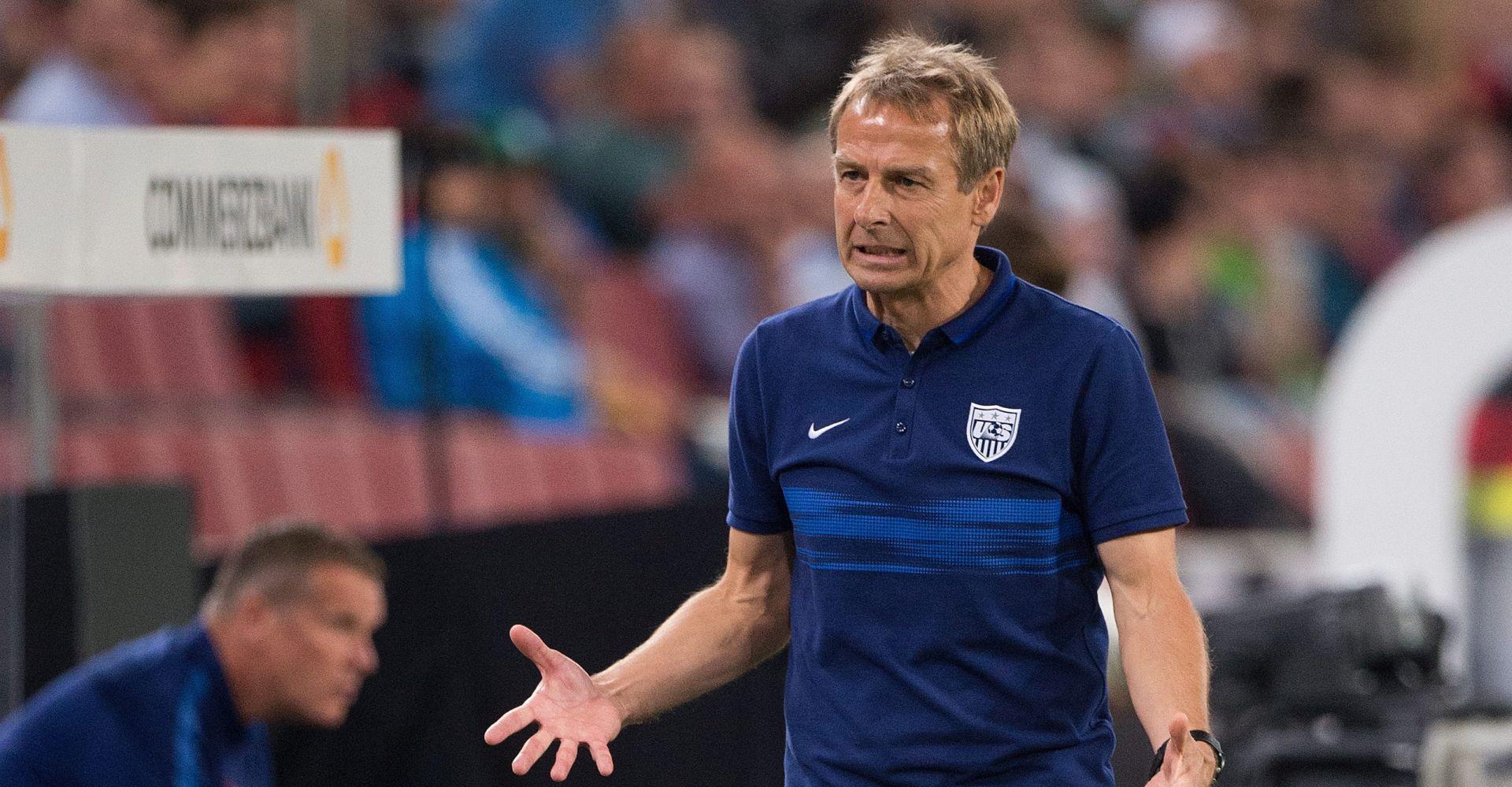 NAKON PET GODINA Klinsmann više nije izbornik SAD-a