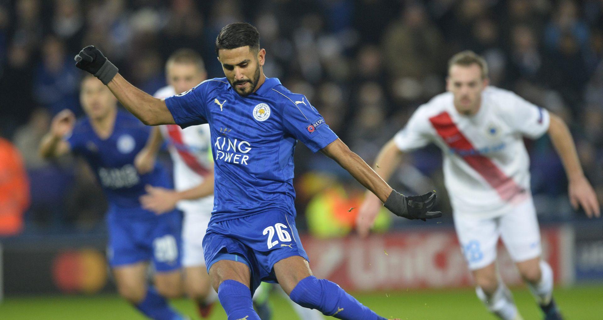 DEBITANTSKA SEZONA U LIGI PRVAKA IZ SNOVA Leicesterovim nogometašima za osminu finala po 100 tisuća funti