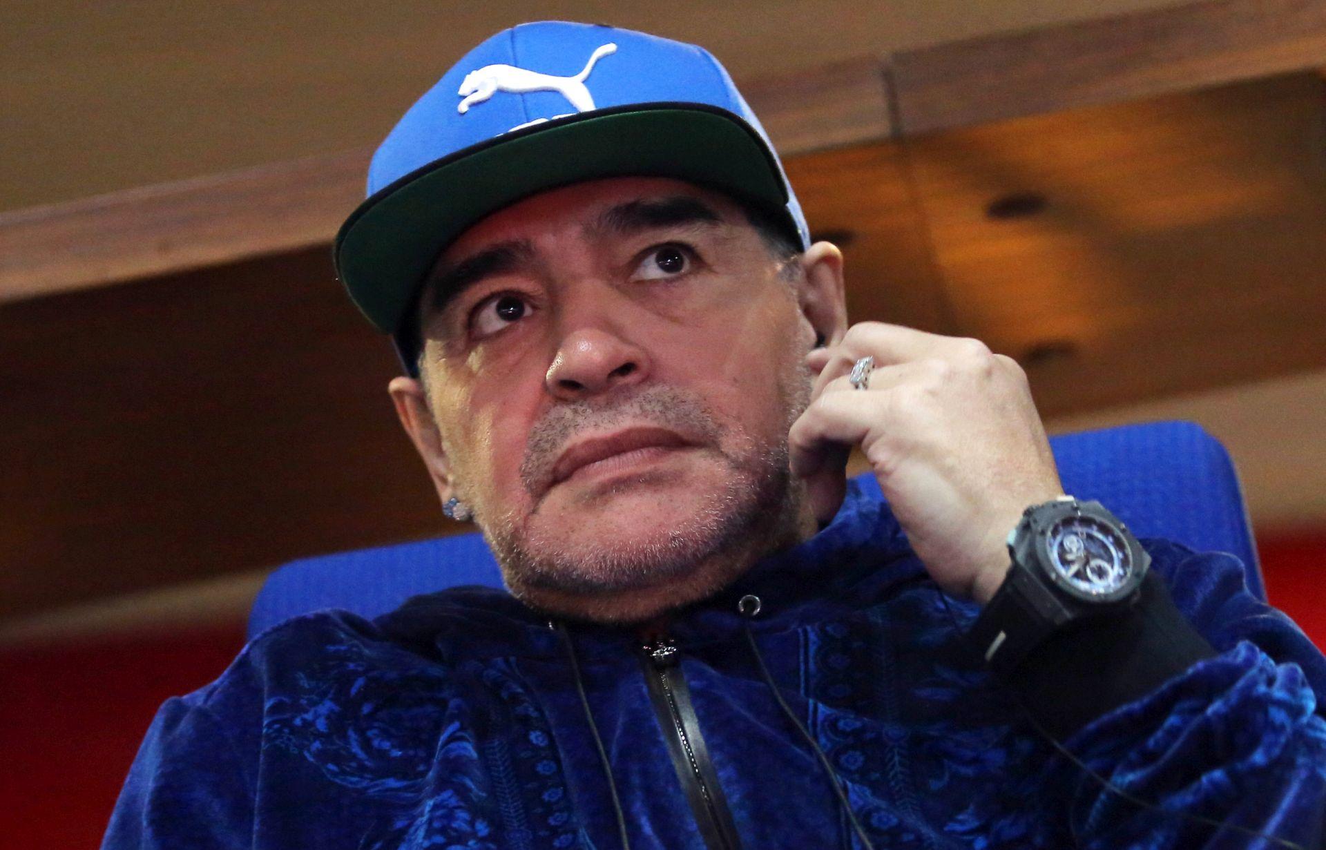 FIFA Maradona najveća zvijezda ždrijeba za SP