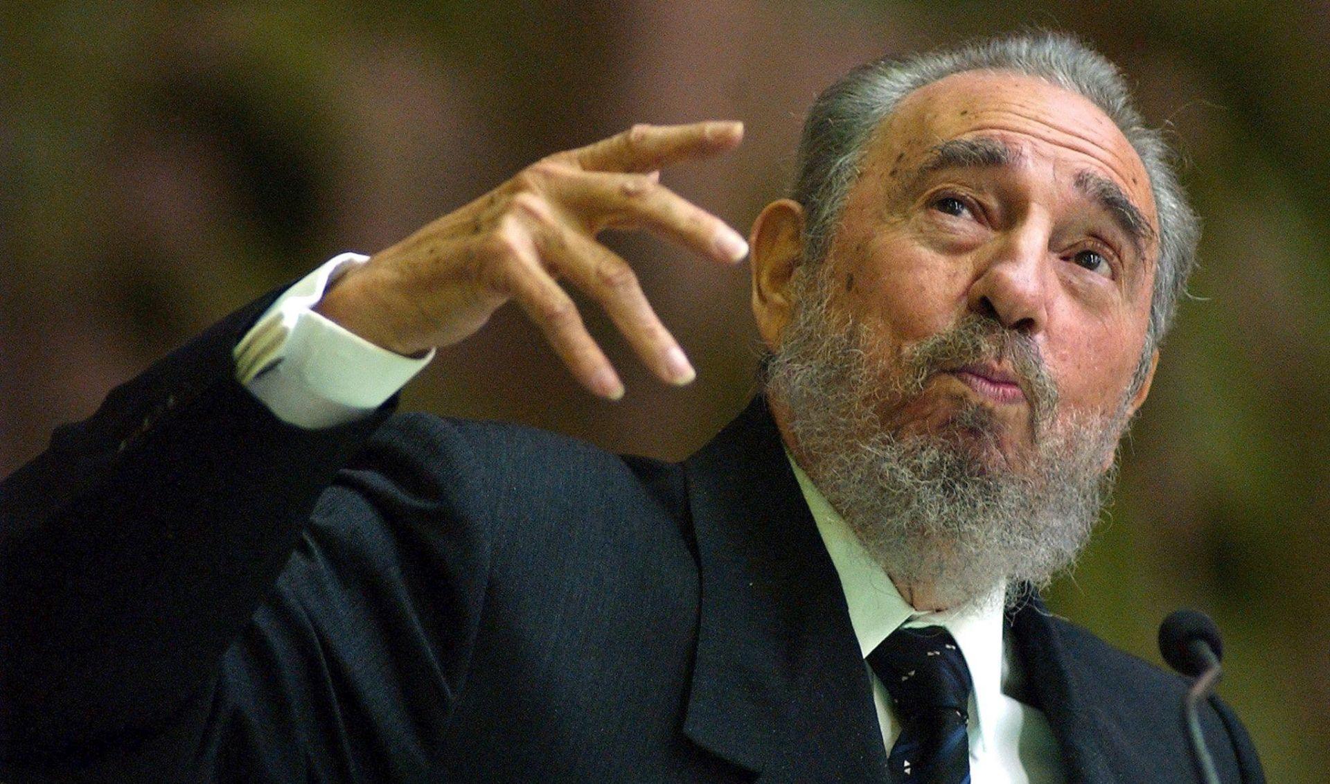 PREMINUO FIDEL CASTRO Komunistička ikona koja je 50 godina prkosila Amerikancima