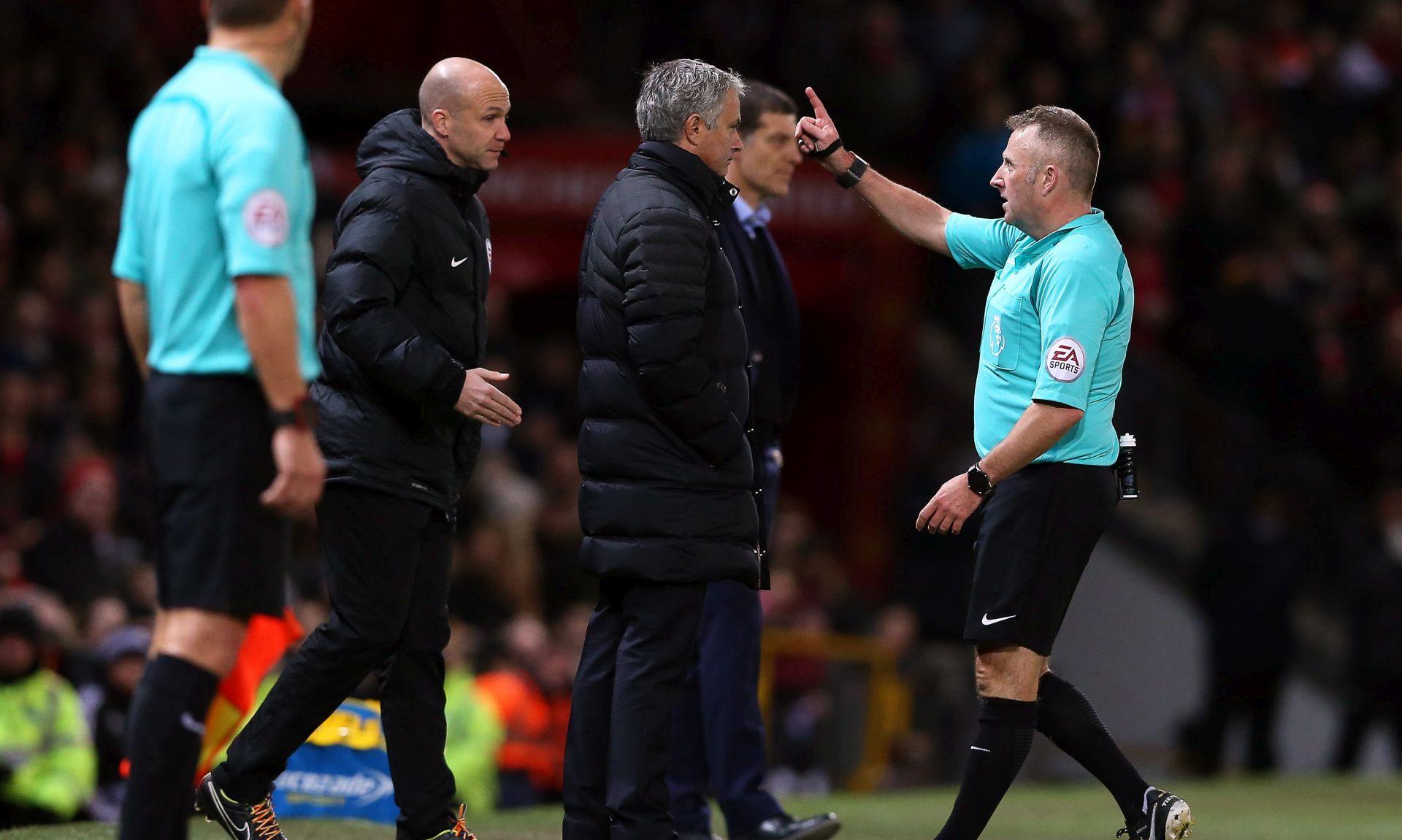 Engleski nogometni savez kaznit će Mourinha zbog 'neprimjerenog ponašanja'