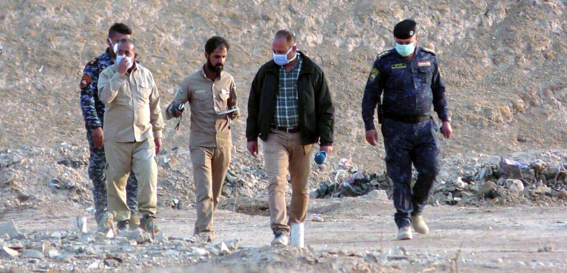 SUKOBI KOD MOSULA: Islamska država ubila 300 bivših policajaca
