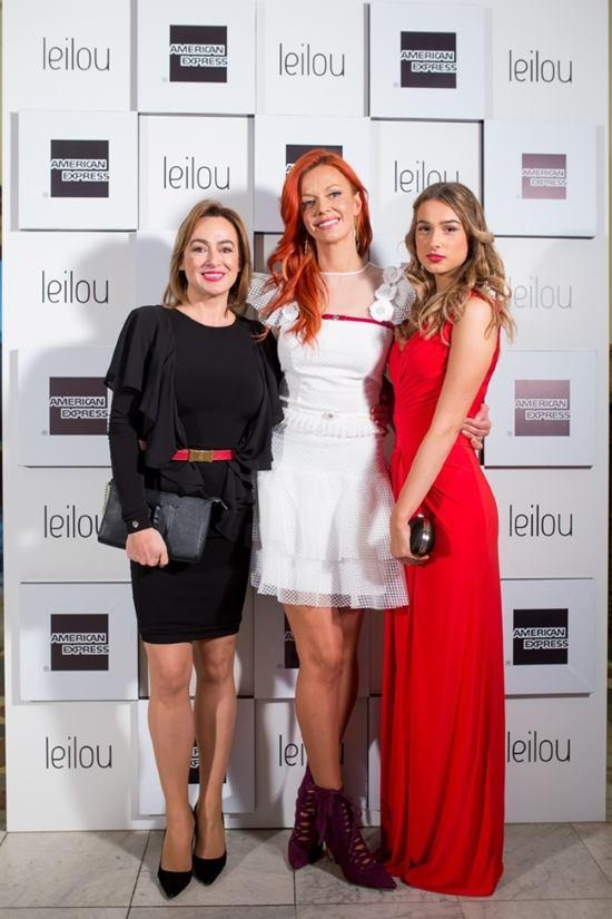 Ines Gudelj, Aleksandra Dojčinović i Ema Gudelj