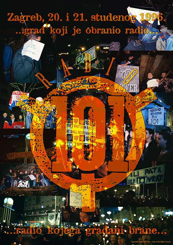 izlozba-12, Radio 101