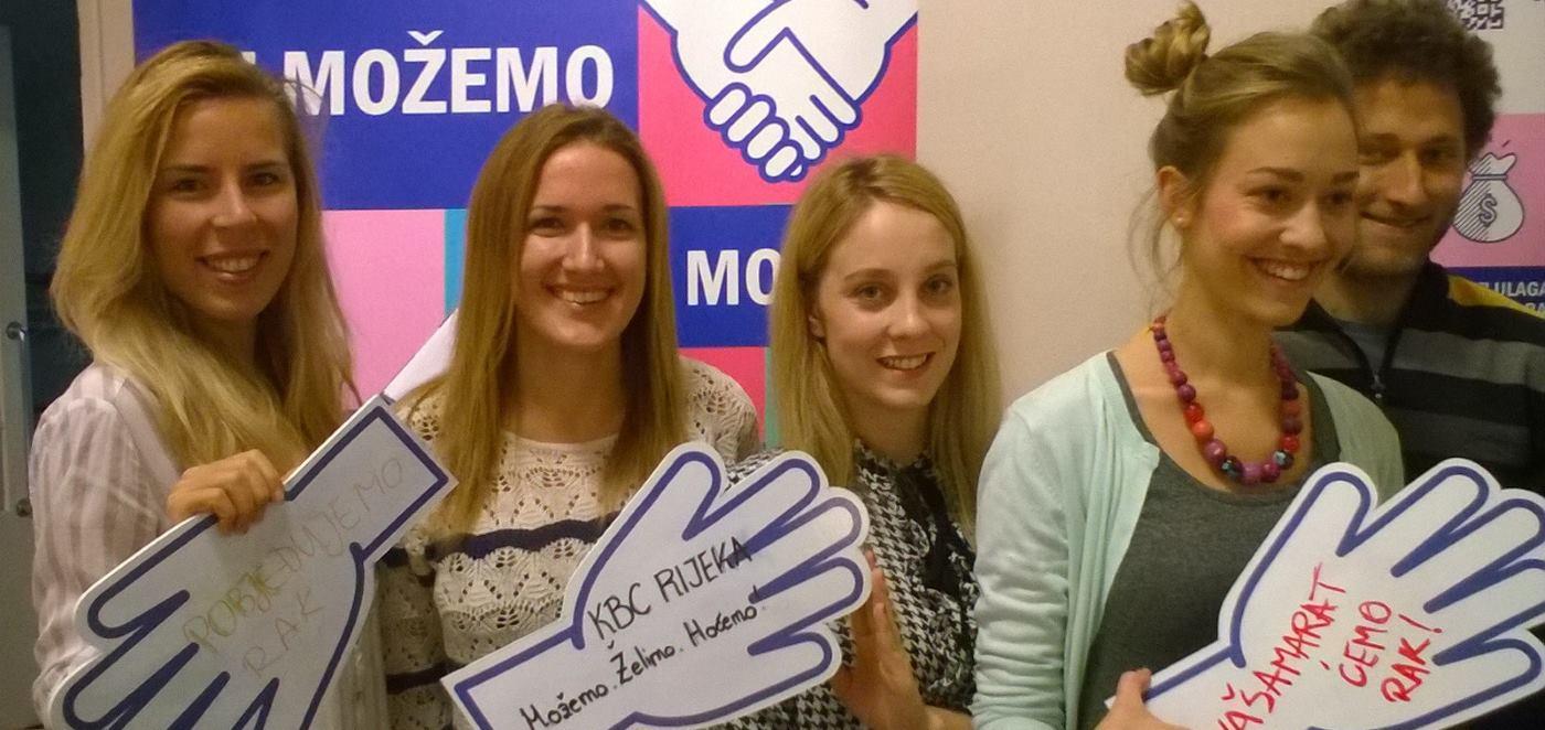 Predstavljena nacionalna javnozdravstvena kampanja 'Reci rukama'