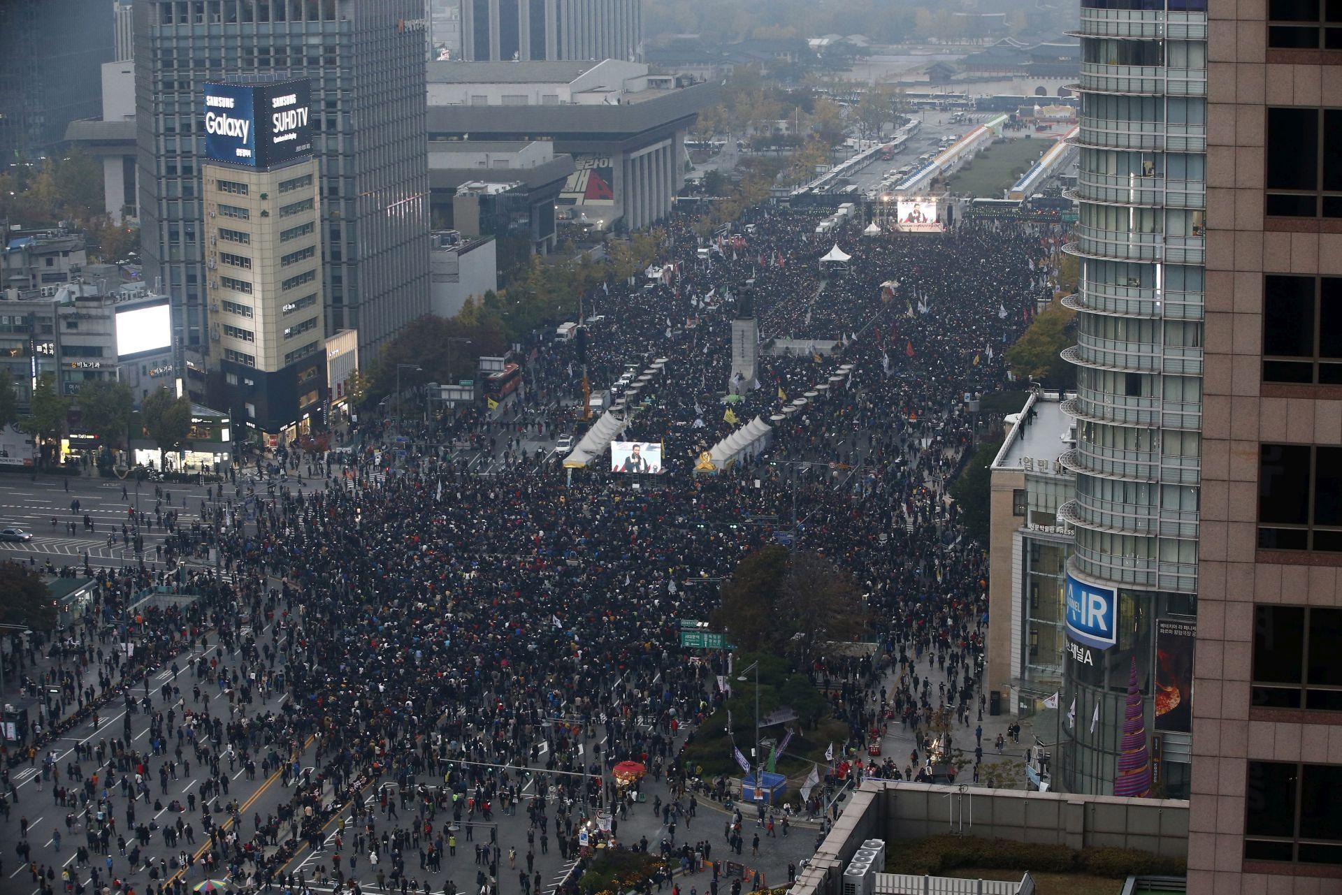 POLITIČKI SKANDAL: Uhićeno dvoje bivših savjetnika predsjednice Južne Koreje
