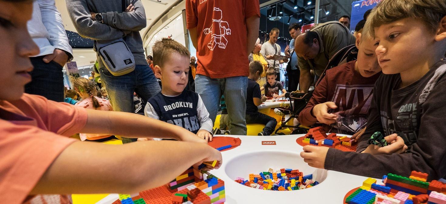 Osvojite LEGO stolove i kockice za svoj vrtić!