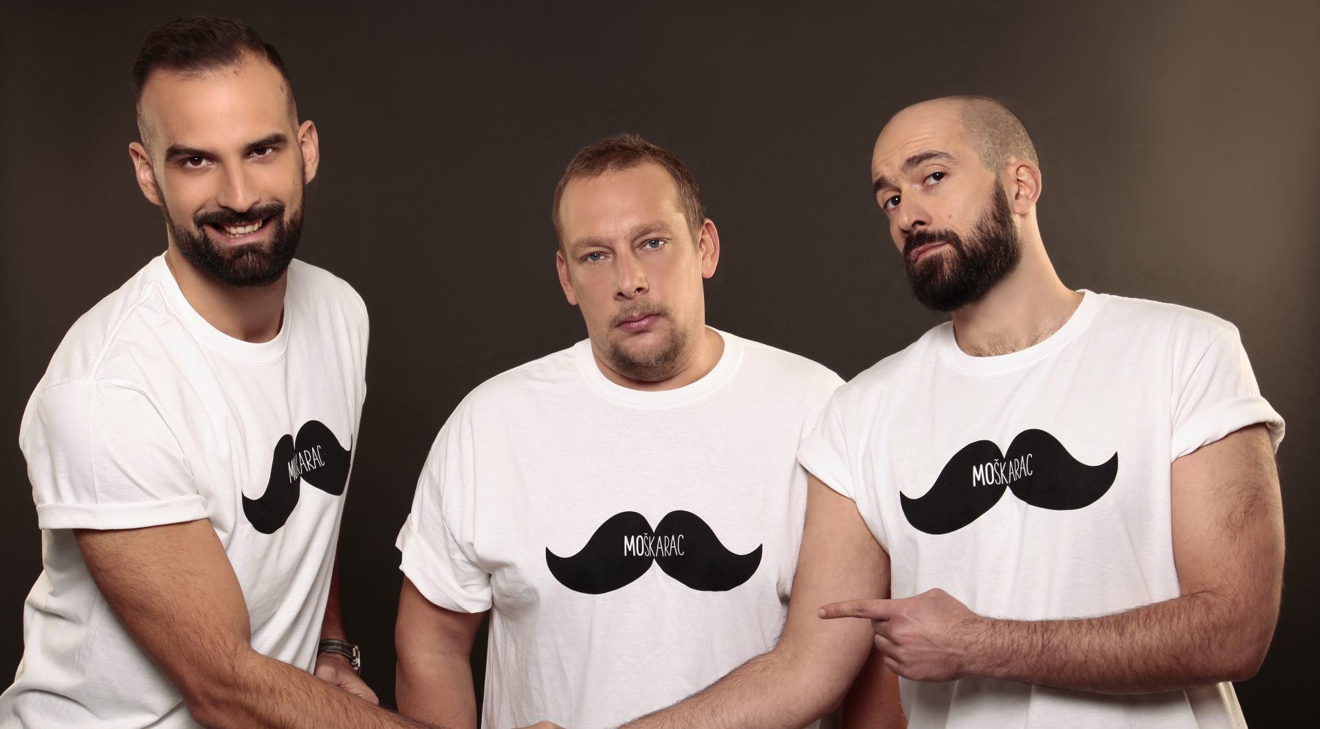 Ivan Šarić, Baby Dooks i Daniel Bilić znaju što znači biti pravi MOškarac