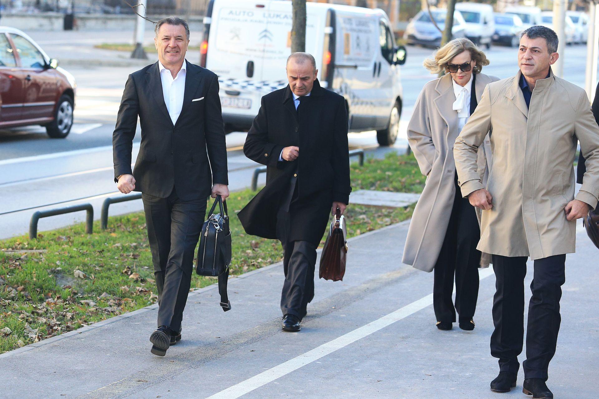 OPTUŽNO VIJEĆE: Potvrđena optužnica protiv Zdravka Mamića i još trojice okrivljenika