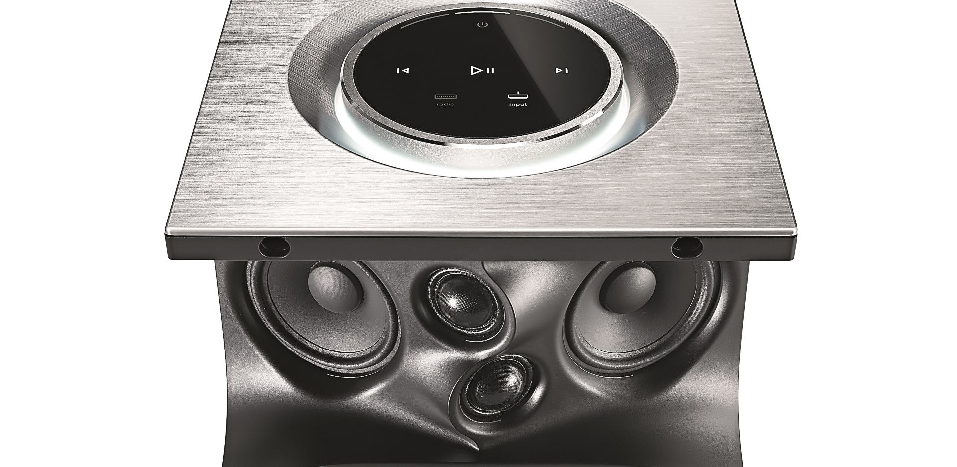 NAIM AUDIO Inovativni All in one music streaming system Mu-so i Mu-so Qb