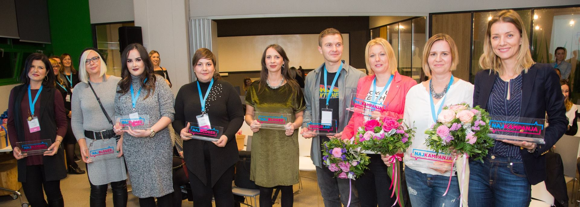 FOTO: Hrvatski blogeri odabrali najbolje lifestyle i gastro blogere i top brendove