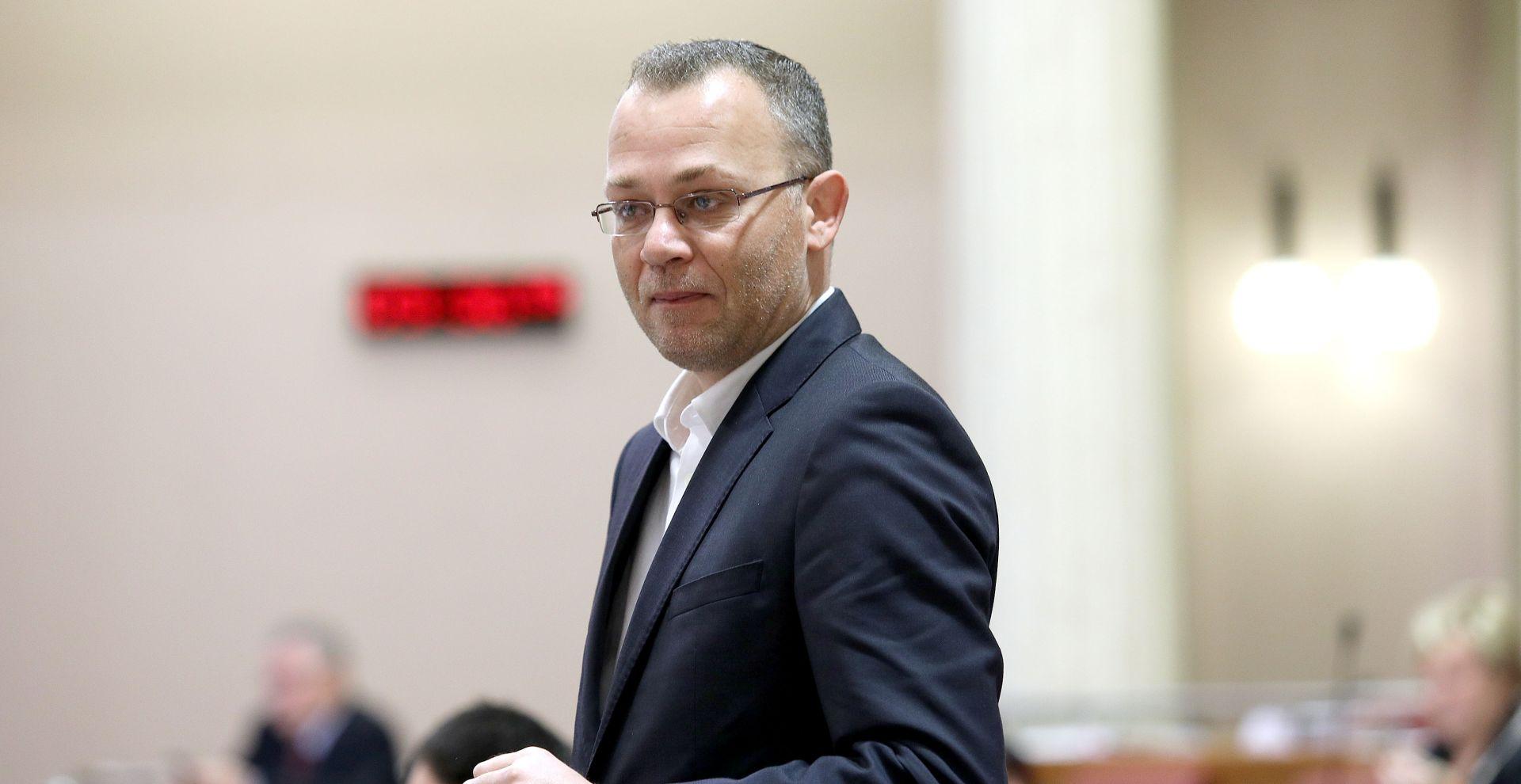 Hasanbegović: Građani sve manje vjeruju zakonodavnoj vlasti
