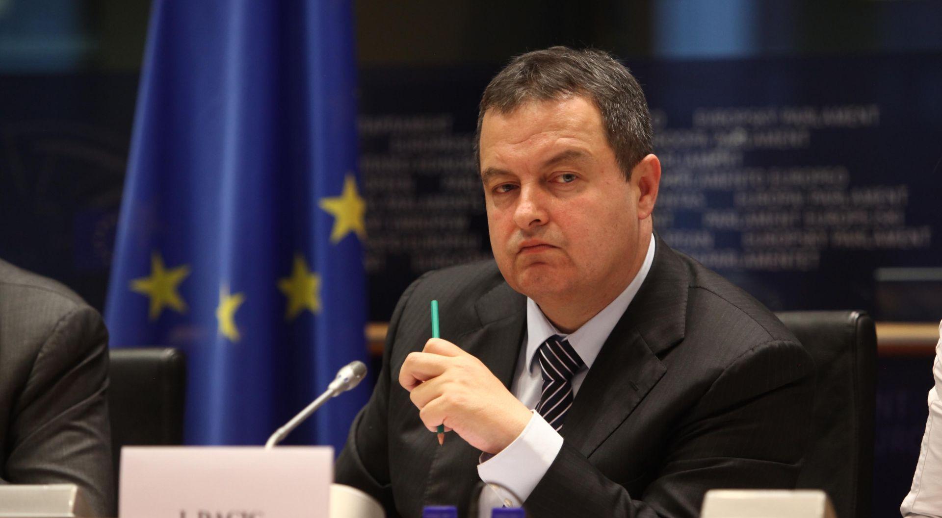 IVICA DAČIĆ 'Propao je pokušaj Kosova za prijam u Interpol'