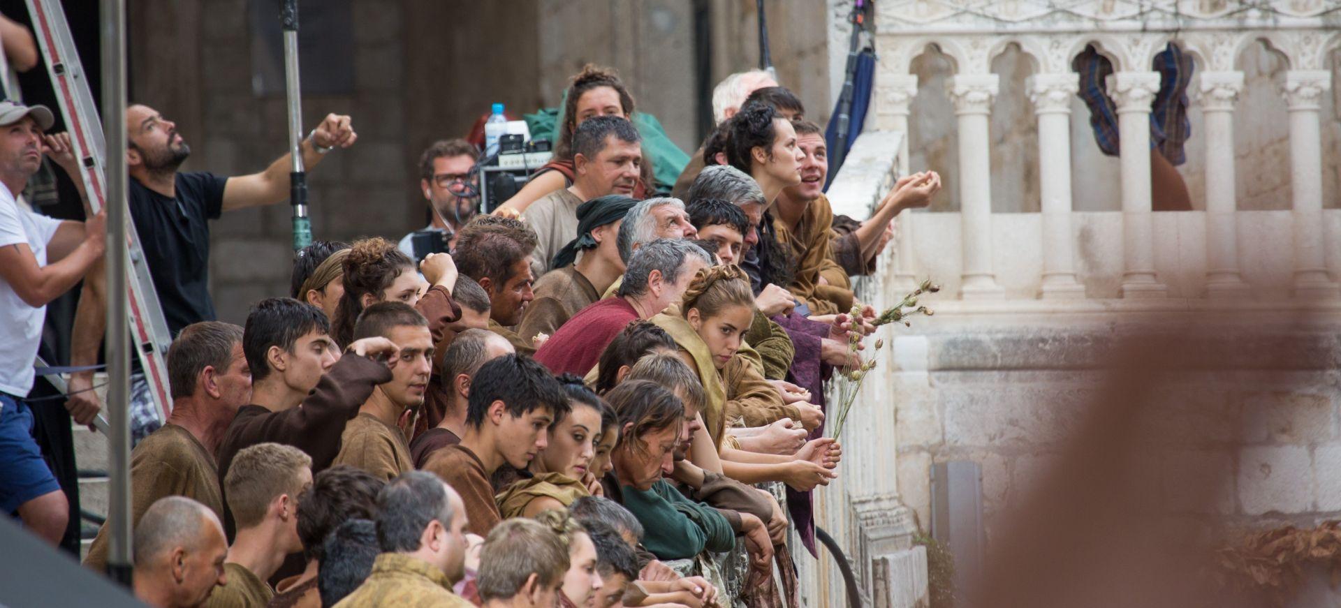 Dubrovnik i u sedmoj sezoni 'Igre prijestolja' 'glumi' King's Landing
