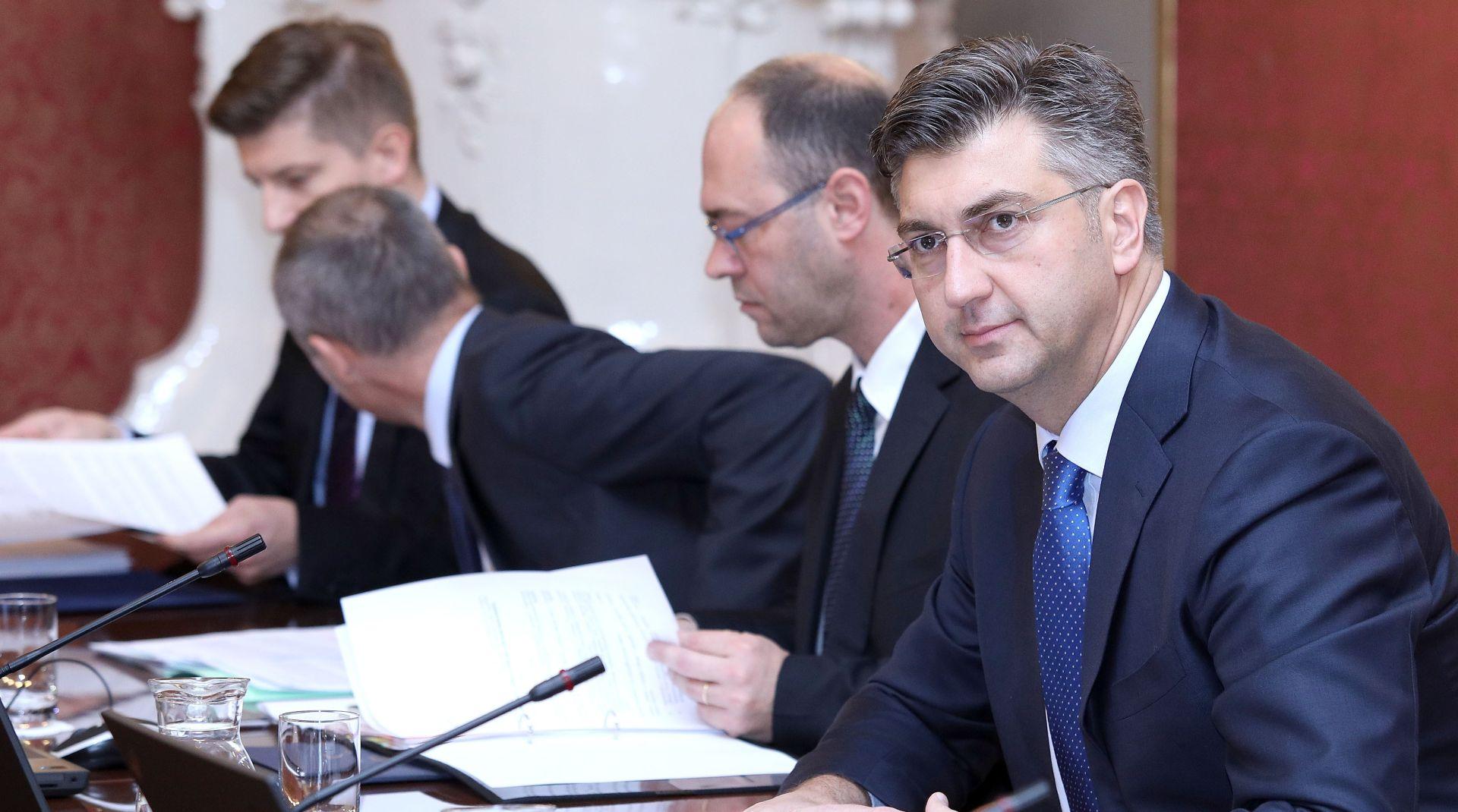 PLENKOVIĆ NA SJEDNICI GSV-A Sutra predstavljanje programskih ciljeva Vlade
