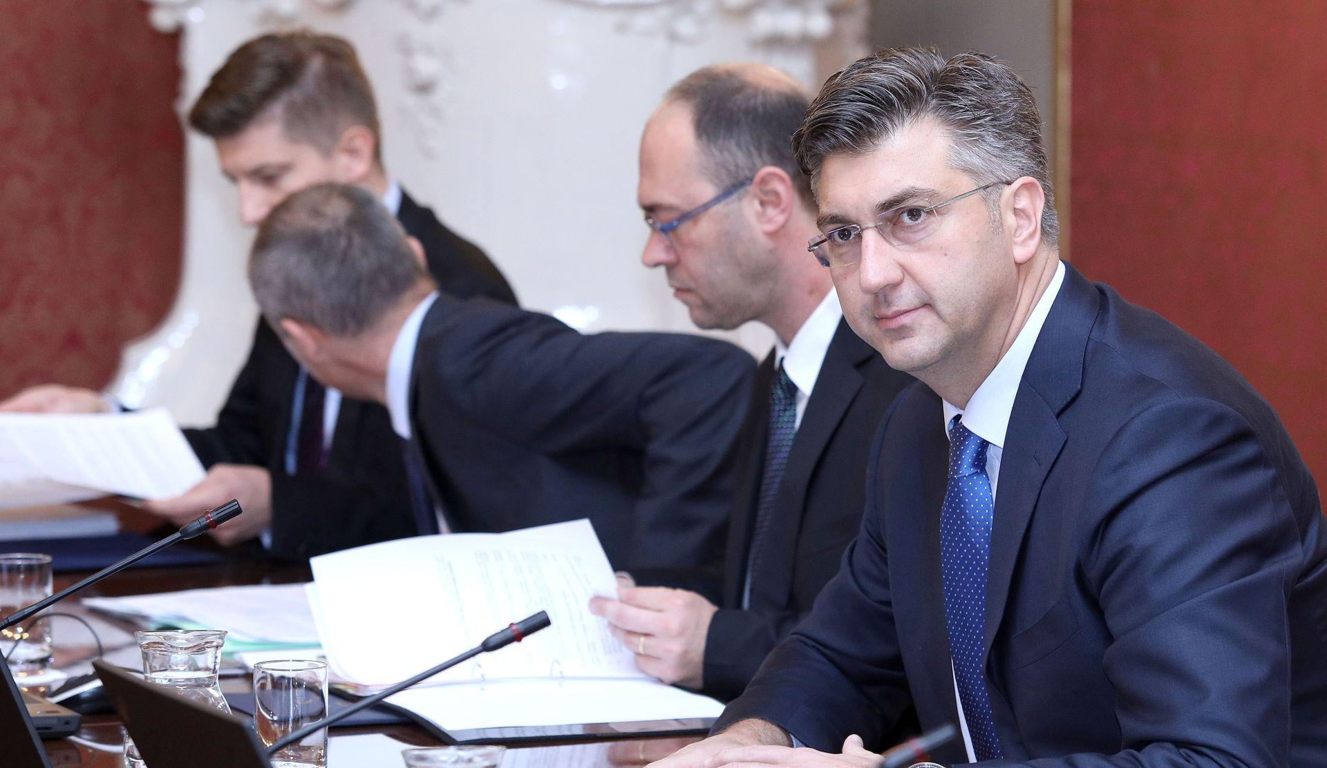 Uži kabinet Vlade raspravlja o poreznoj reformi