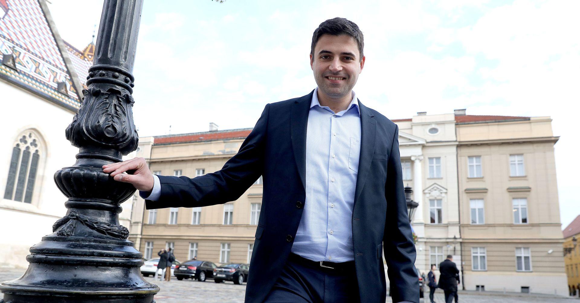 STRAH OD OSVETE U SDP-u: 'Davor Bernardić se okružio militantima'