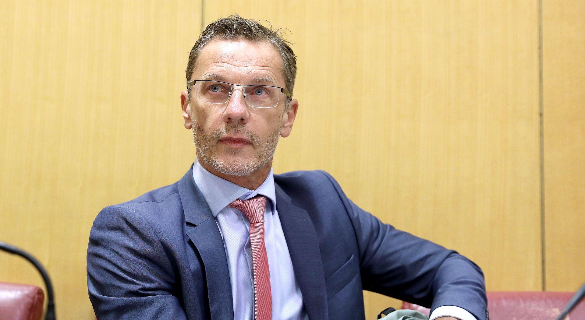 Vujčić odbacio prozivke saborskih zastupnika