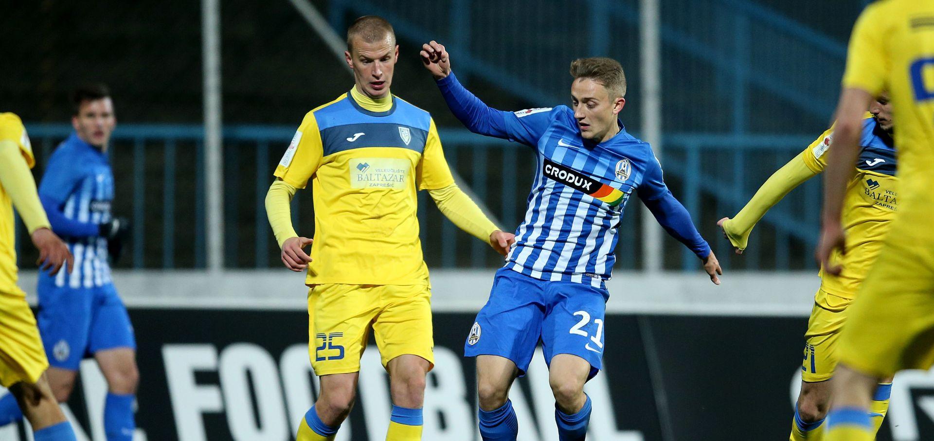 HNL Inter slavio kod Lokomotive, Kolar pogodio u 90. minuti