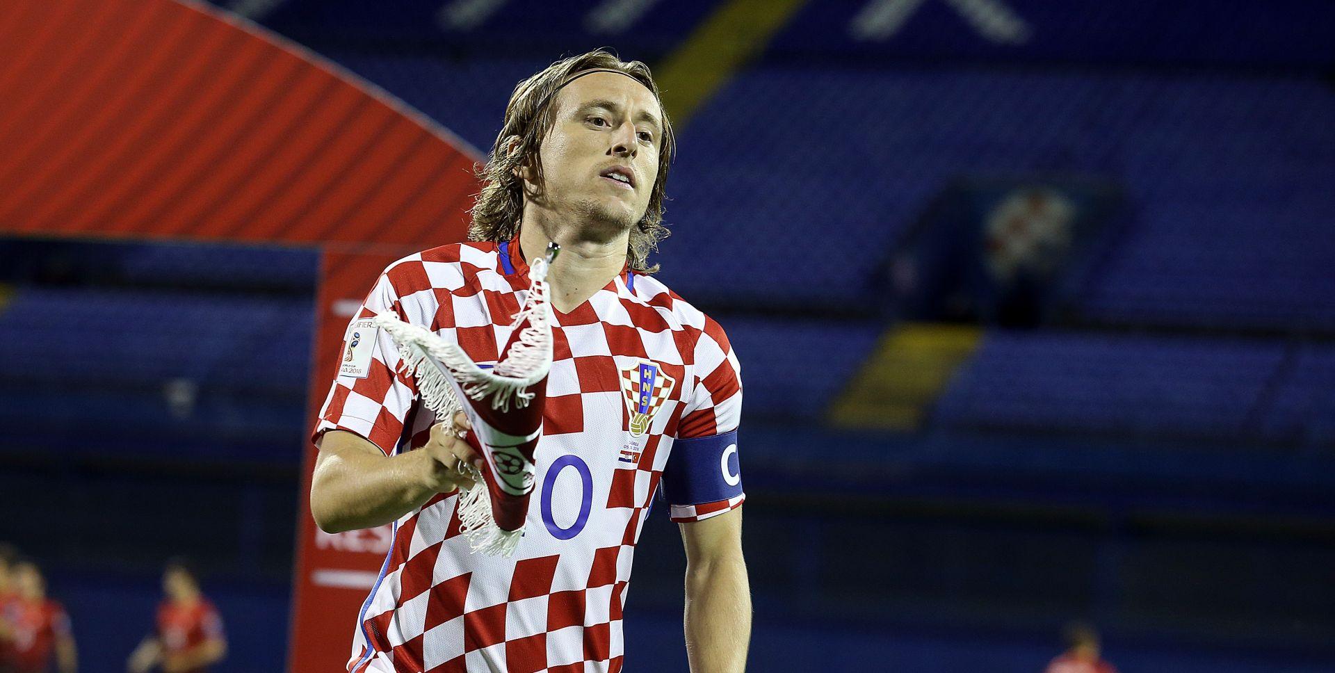NAKON MJESEC DANA OPORAVKA Luka Modrić vratio se treninzima u Madridu